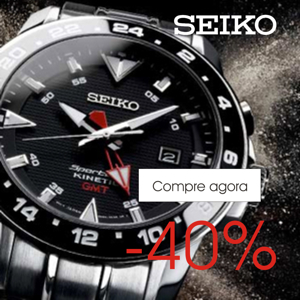 Relógios Seiko