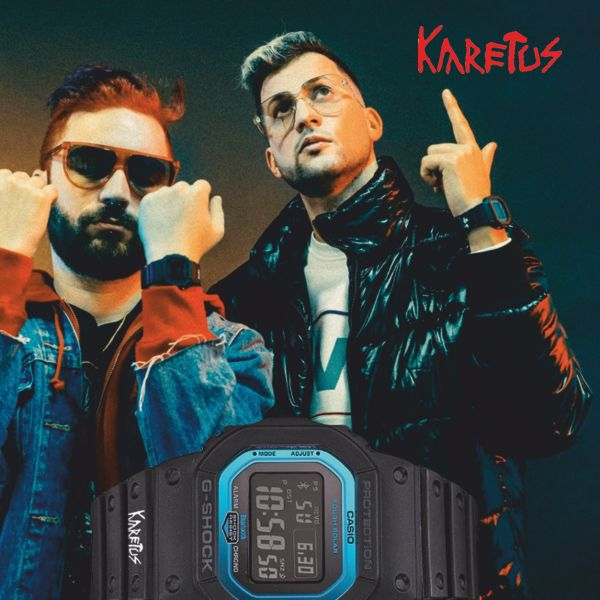 Relógio G-SHOCK KARETUS