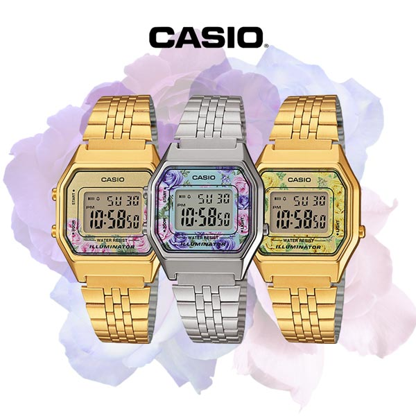 Relógios CASIO COLLECTION
