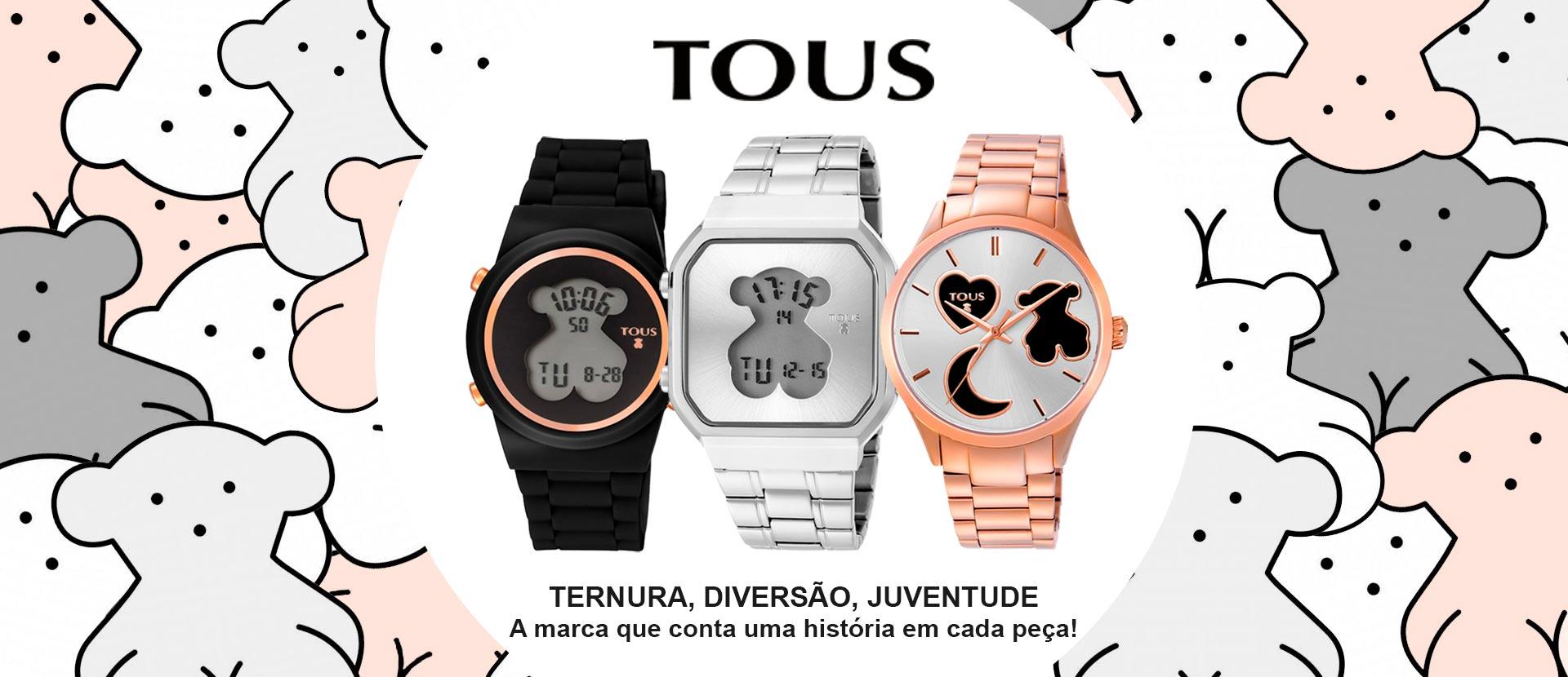Relógios Tous