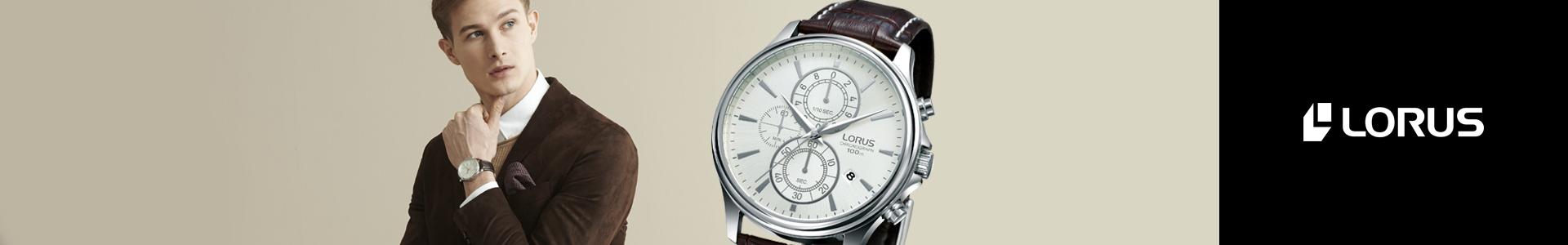 1a821b26ceb A marca Lorus pertence ao reconhecido grupo Seiko Watch Corporation