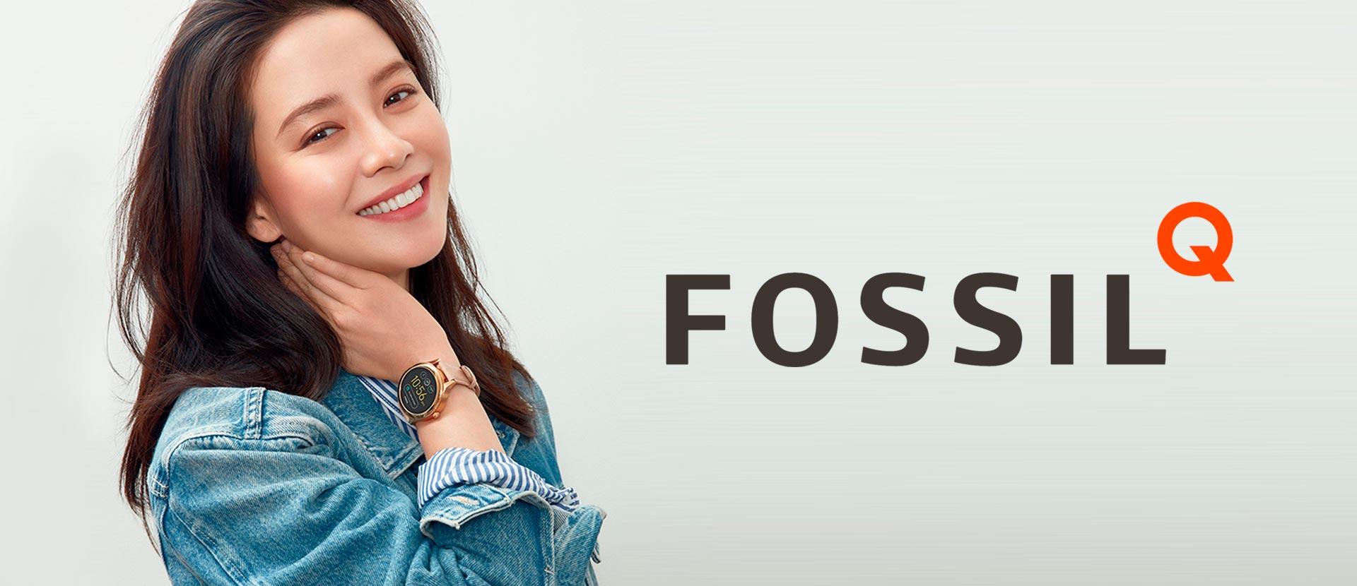 Smartwatches Fossil Q